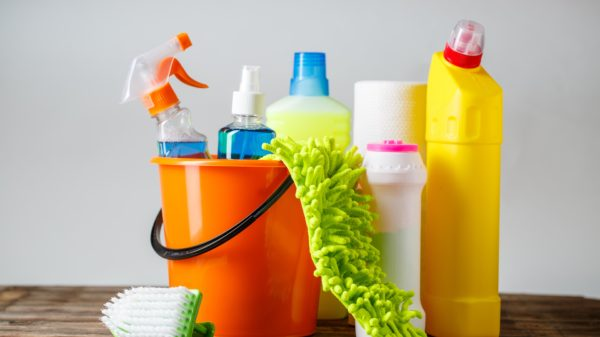 cancer causing household ingredients